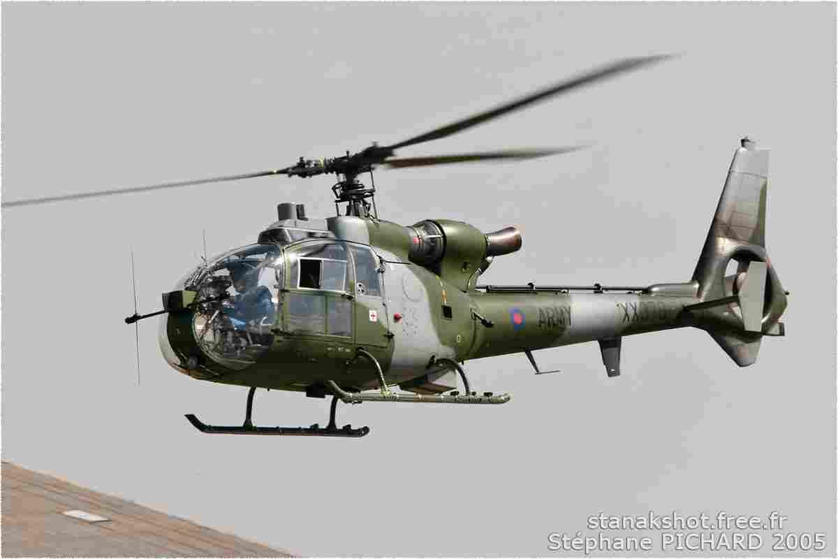 tofcomp#944-Gazelle-Royaume-Uni-army