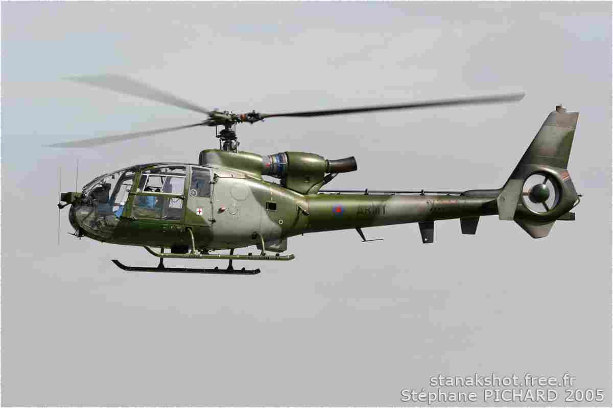 tofcomp#945-Gazelle-Royaume-Uni-army