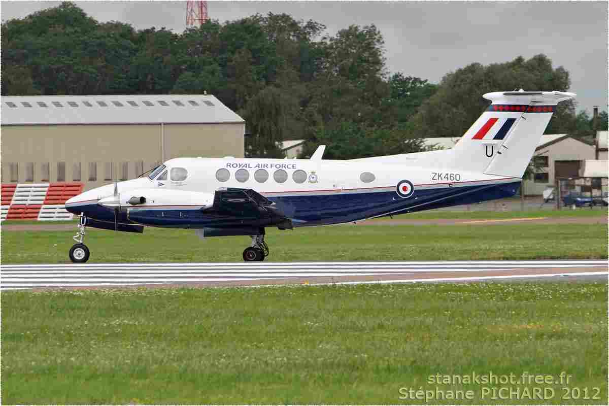 tofcomp#970-King-Air-Royaume-Uni-air-force