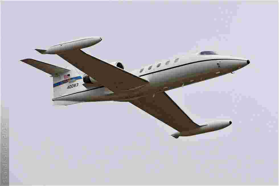 tofcomp#1207-Learjet-30-USA-air-force