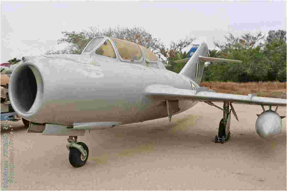 tofcomp#1237-MiG-15-Israel