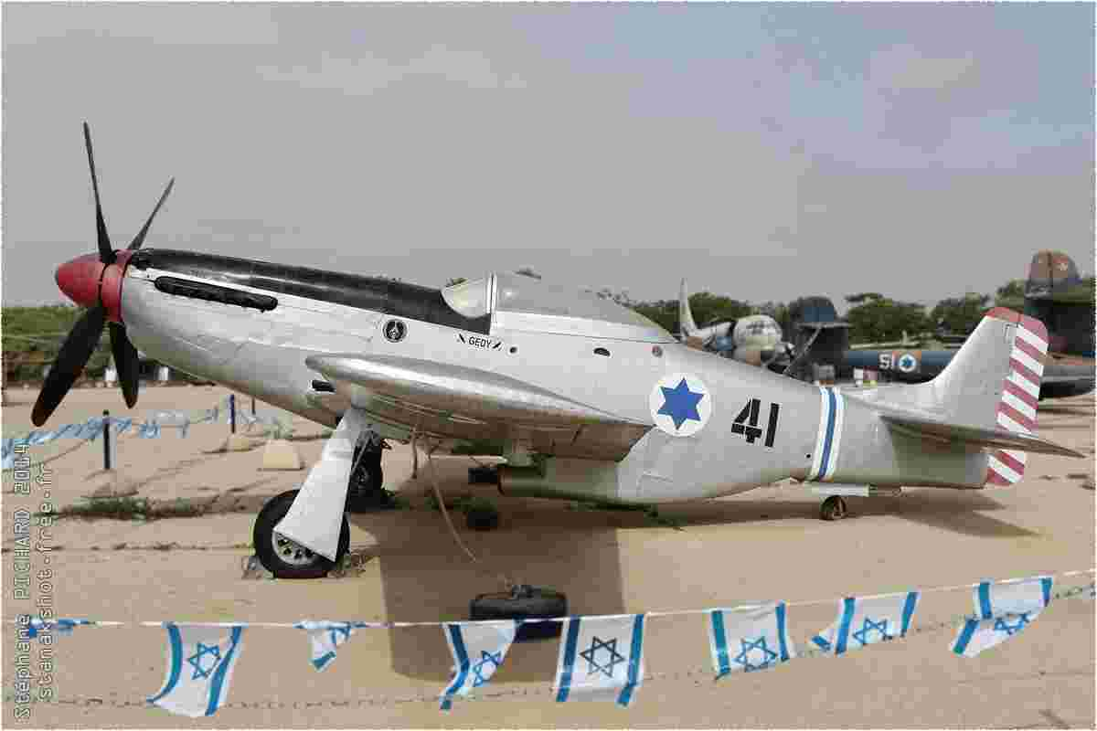 tofcomp#1250-P-51-Israel-air-force