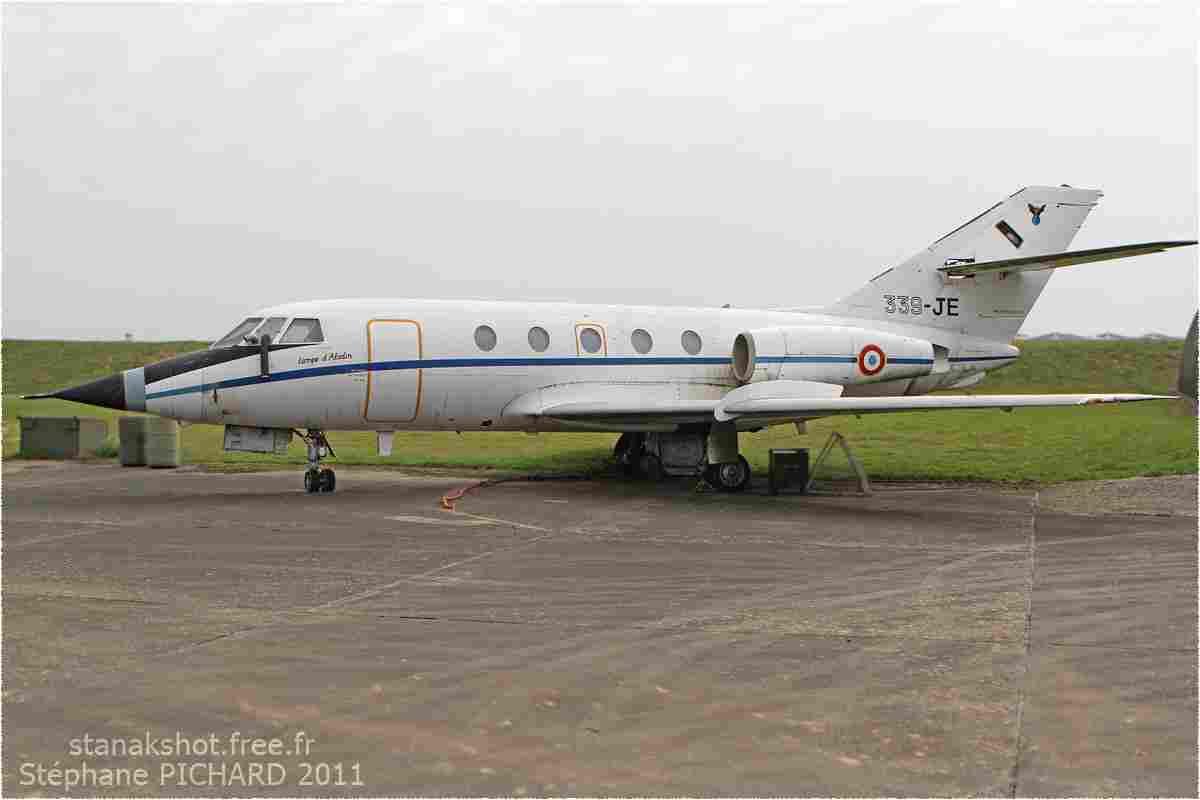tofcomp#1257-Falcon-20-France-air-force