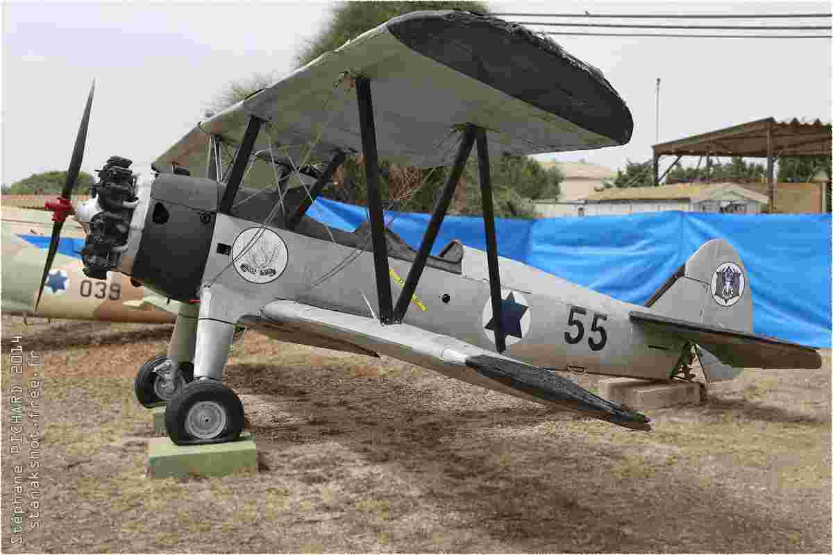 tofcomp#1513-Stearman-Israel-air-force