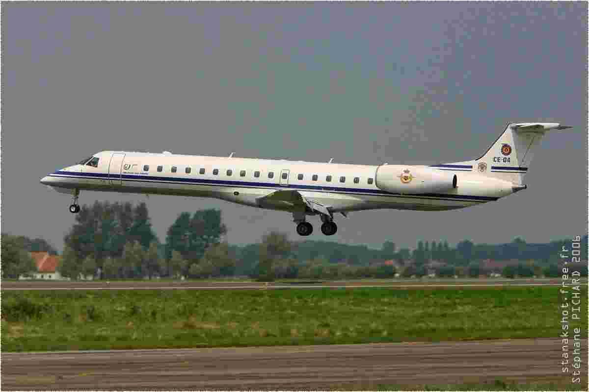 tofcomp#1519-ERJ-145-Belgique-air-force