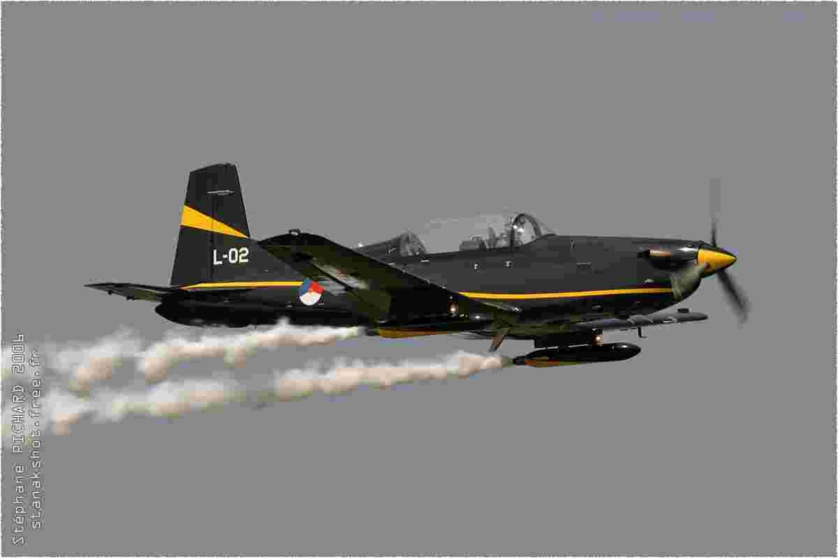 tofcomp#1544-PC-7-Pays-Bas-air-force