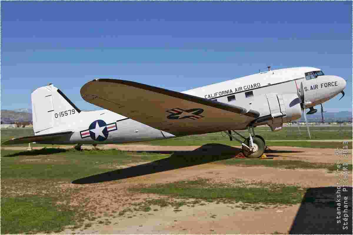 tofcomp#1818-DC-3-USA-air-force