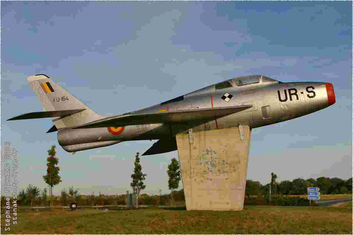 tofcomp#10097-F-84-Belgique-air-force
