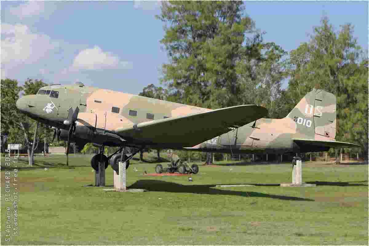 tofcomp#10368-DC-3-Thailande-air-force