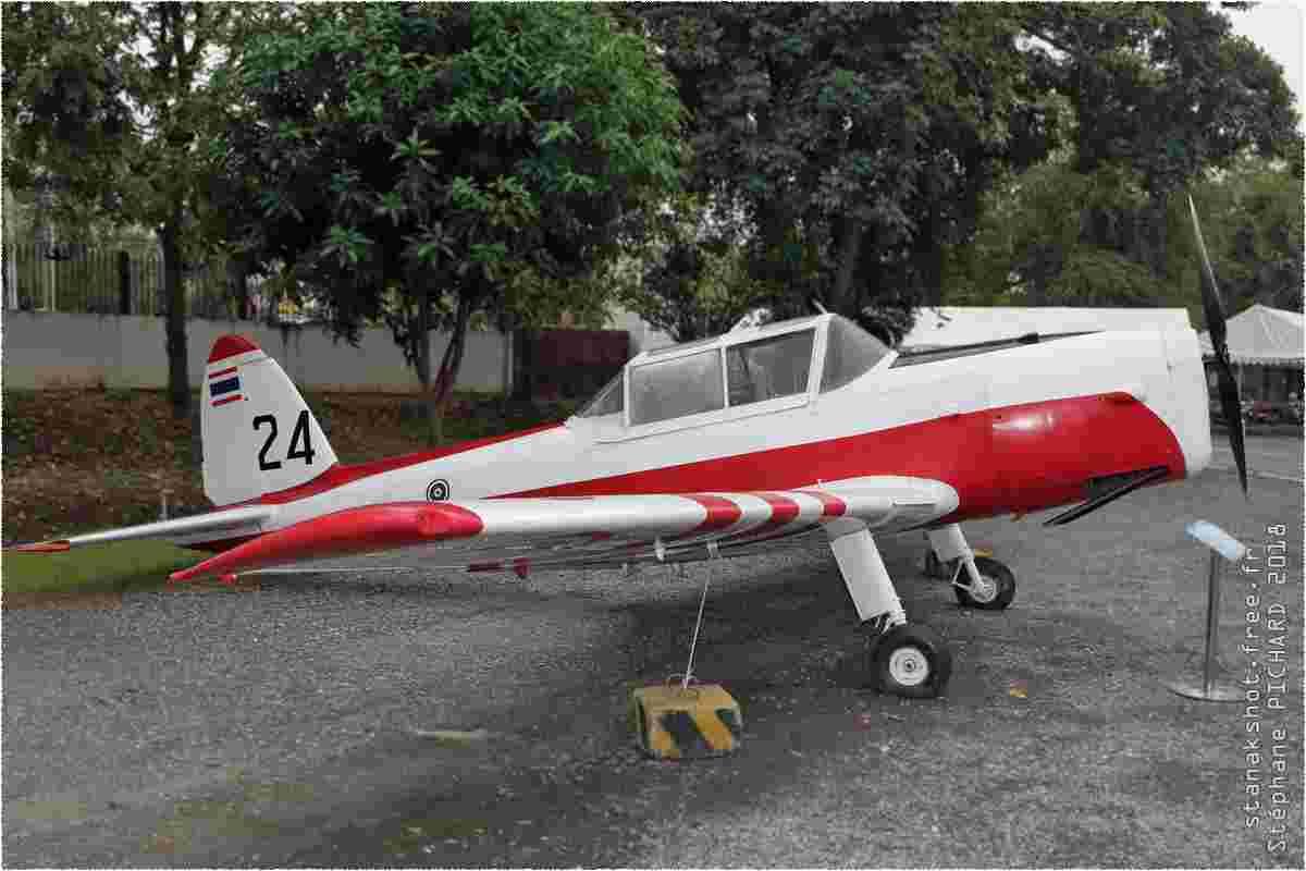 tofcomp#10421-Chipmunk-Thailande-air-force