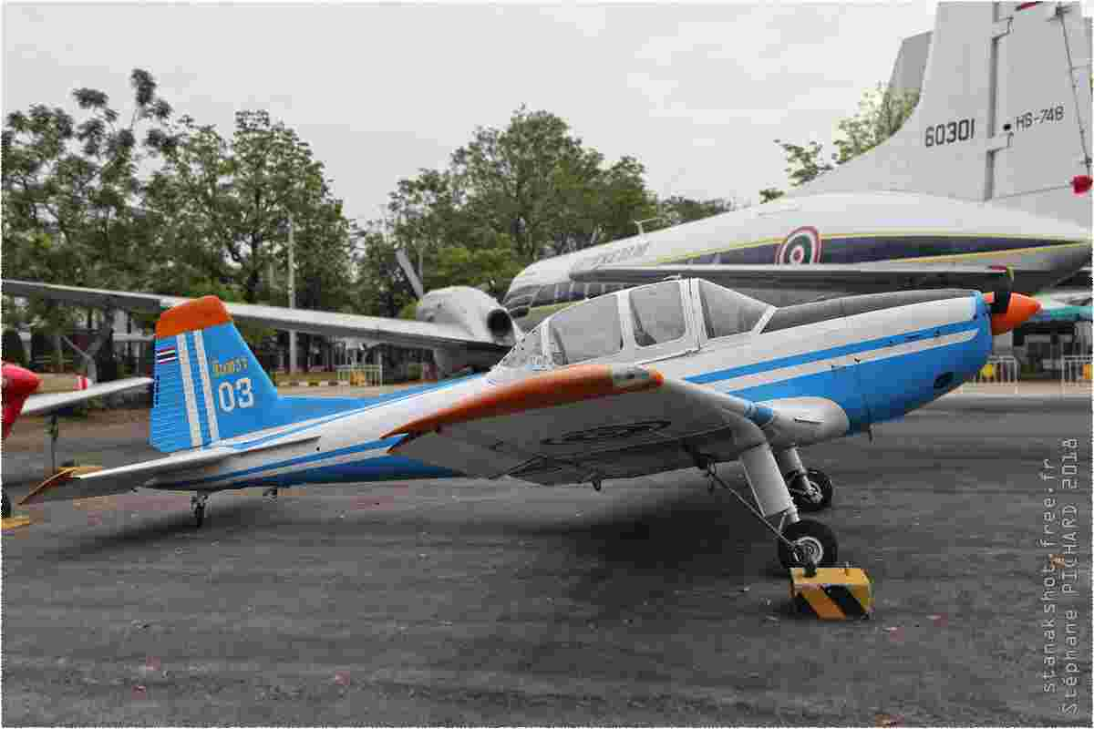 tofcomp#10455-Chipmunk-Thailande-air-force