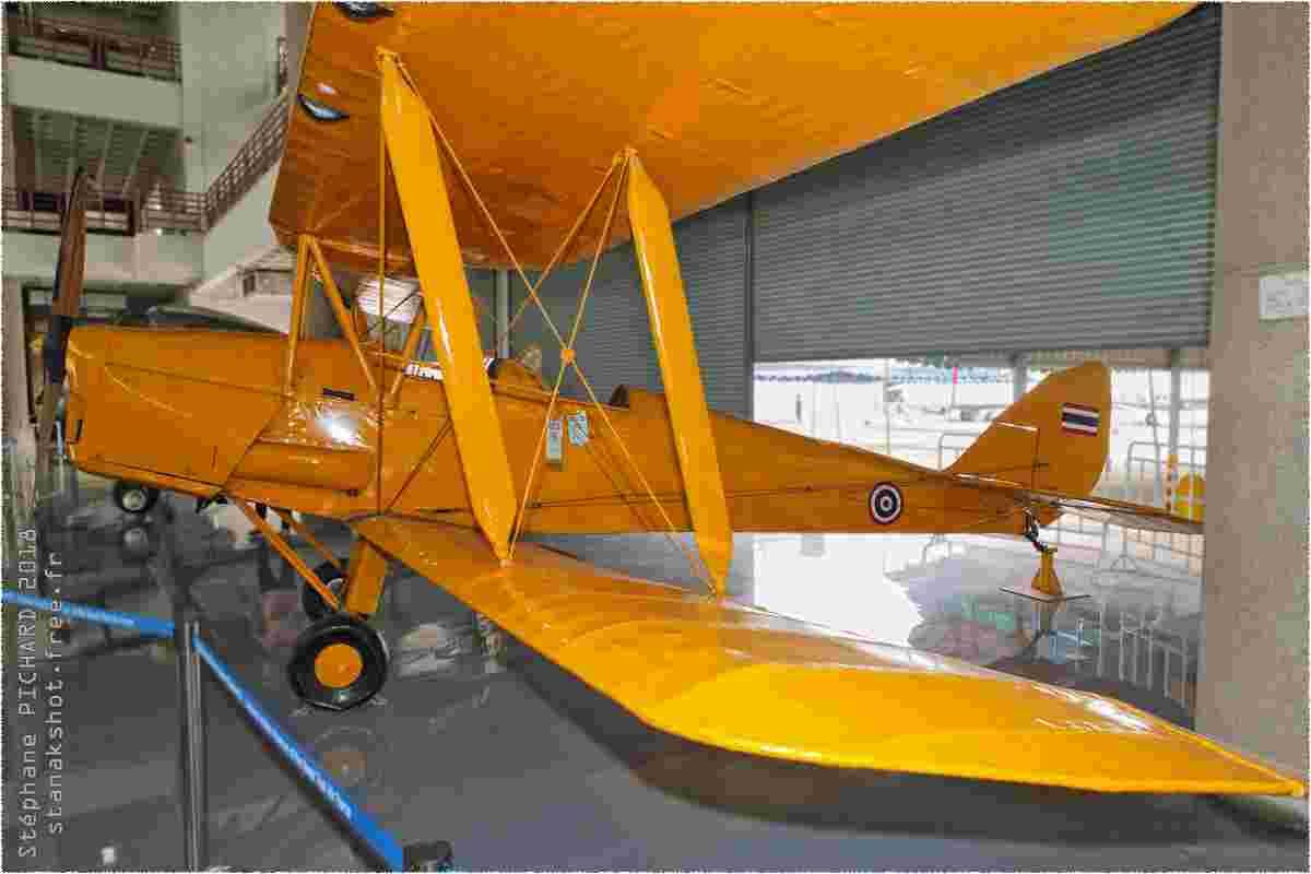 tofcomp#10469-Tiger-Moth-Thailande-air-force