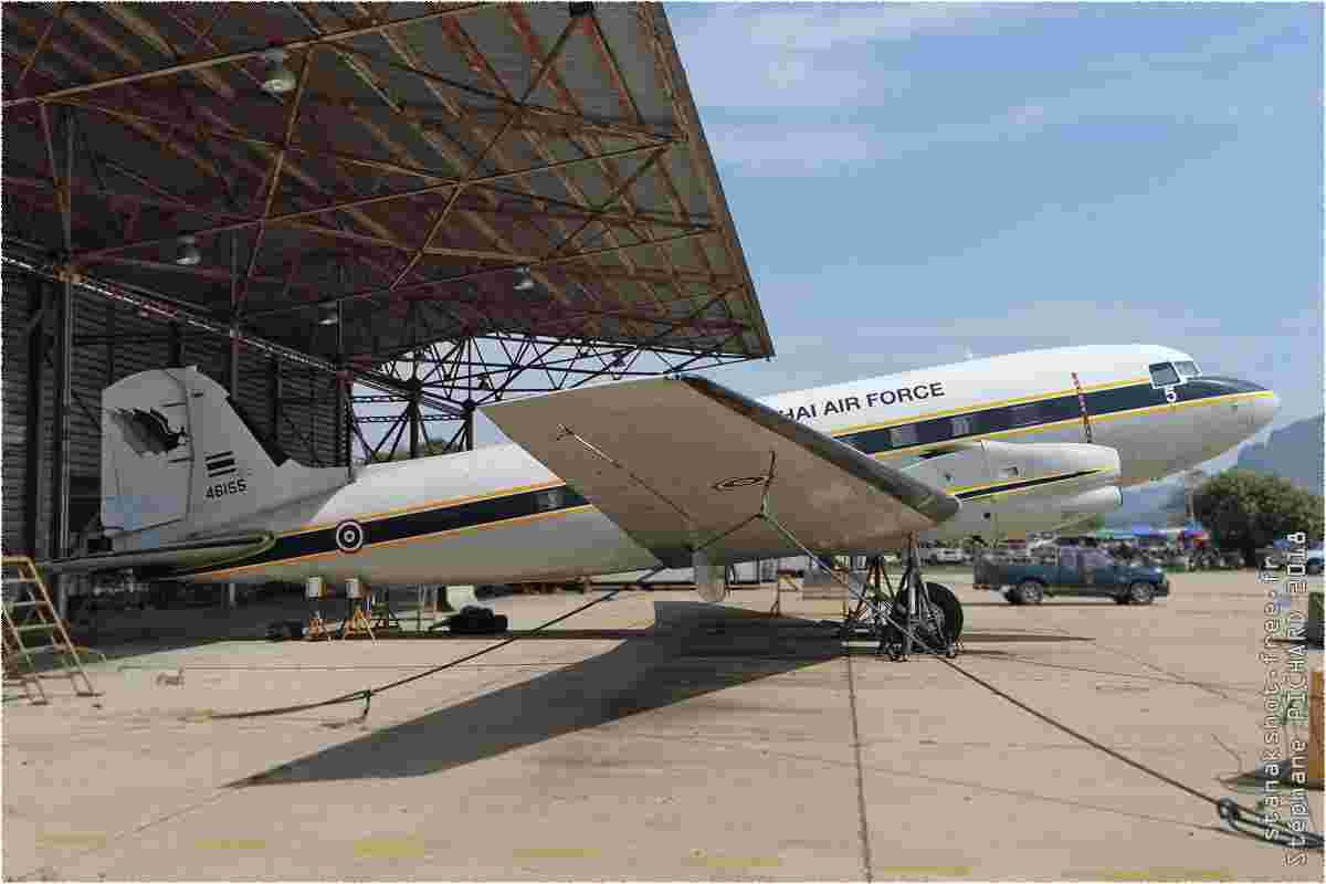 tofcomp#10534-DC-3-Thailande-air-force