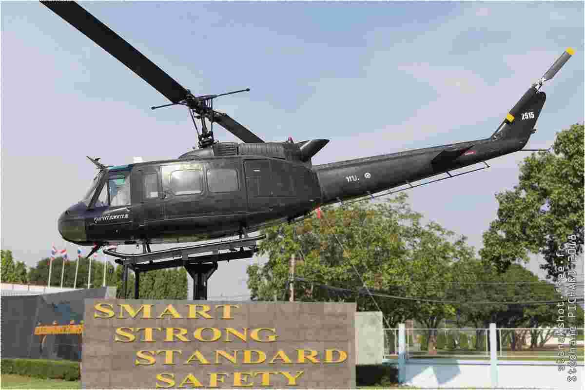 tofcomp#10540-Bell-205-Thailande-army