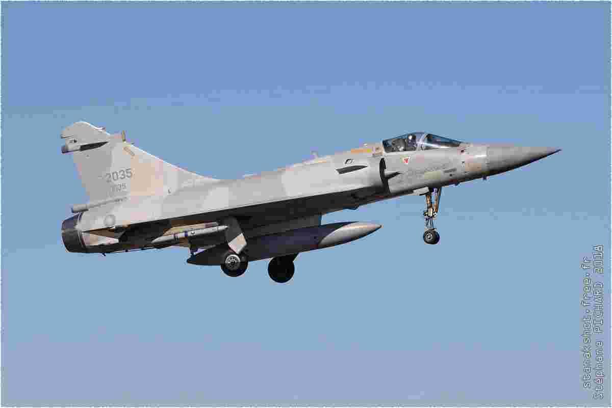 tofcomp#11530 Mirage 2000 de la Force aérienne de la République de Chine à l'atterrissage à Hsinchu (TWN) en 2018