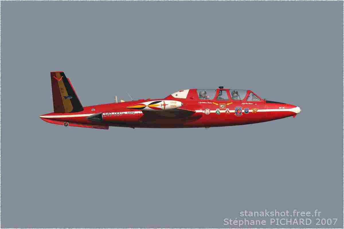 tofcomp#2110-Fouga-Belgique-air-force