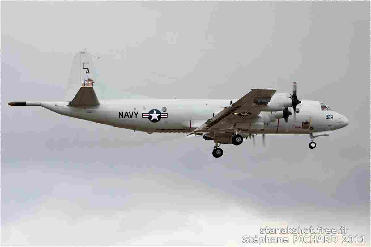 tofcomp#2178 Orion de la Marine américaine en vol solo à Luqa (MLT) en 2011