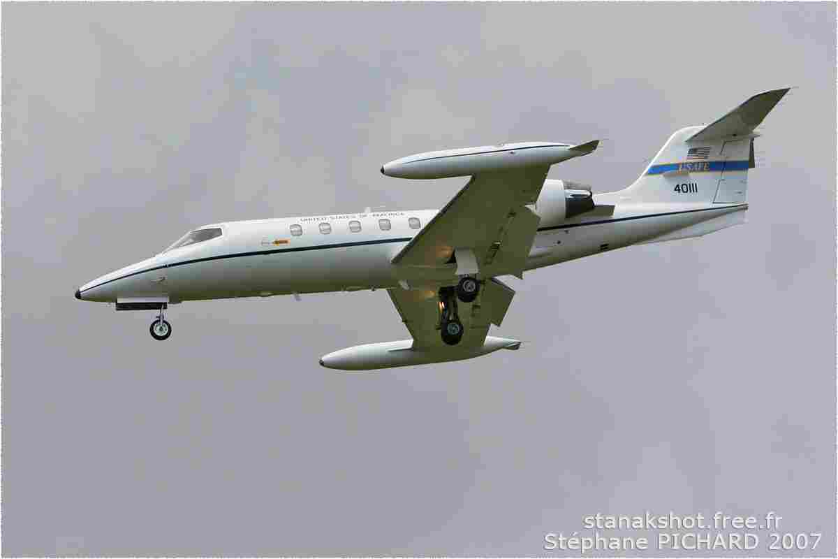 tofcomp#2416-Learjet-30-USA-air-force