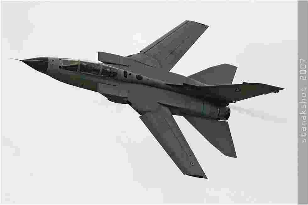 tofcomp#2489 Tornado de la Force aérienne italienne en démonstration au Bourget (FRA) en 2007