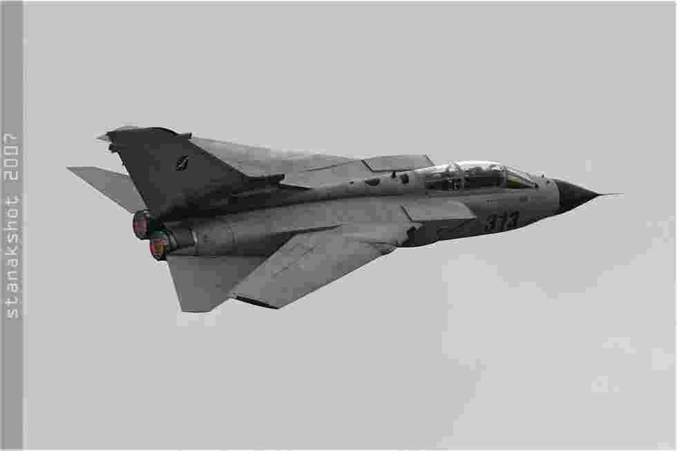 tofcomp#2490 Tornado de la Force aérienne italienne en démonstration au Bourget (FRA) en 2007