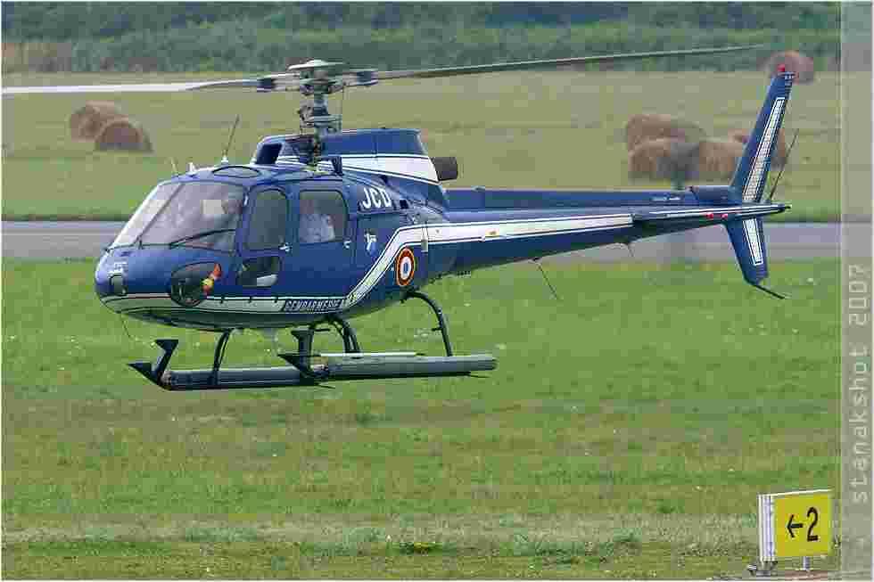 tofcomp#2570 Ecureuil de la Gendarmerie française au décollage à Deauville (FRA) en 2006