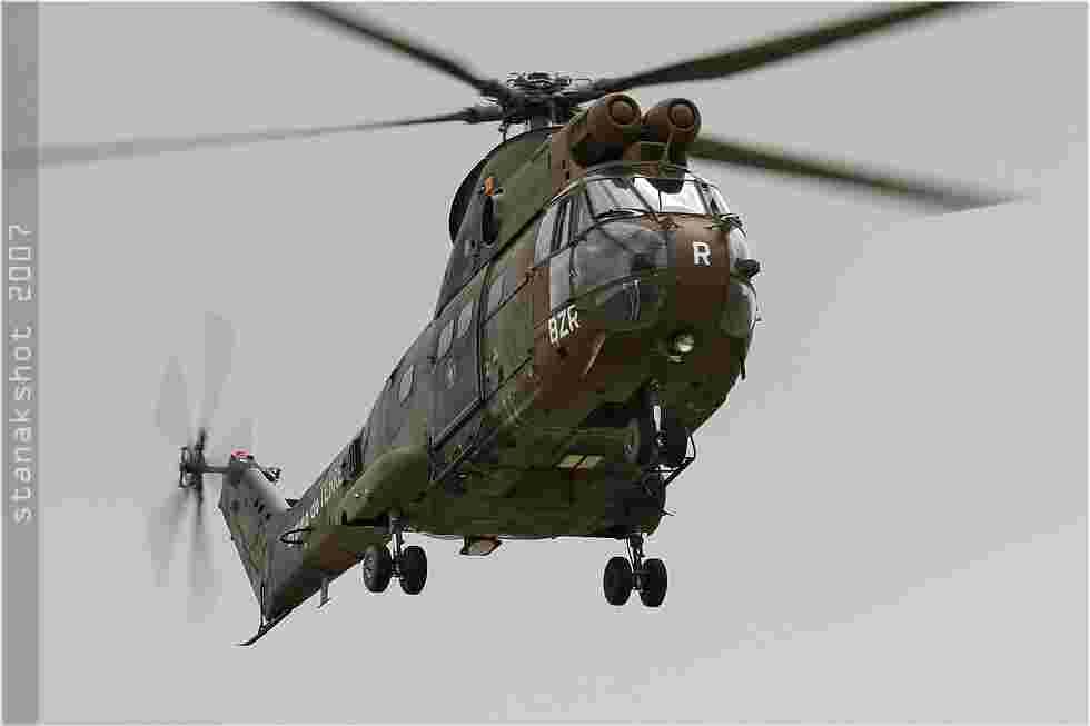 tofcomp#2686 Puma de l'Aviation légère de l'Armée de terre française à l'atterrissage à Châteaudun (FRA) en 2007