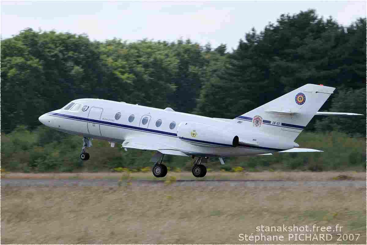 tofcomp#2854-Falcon-20-Belgique-air-force