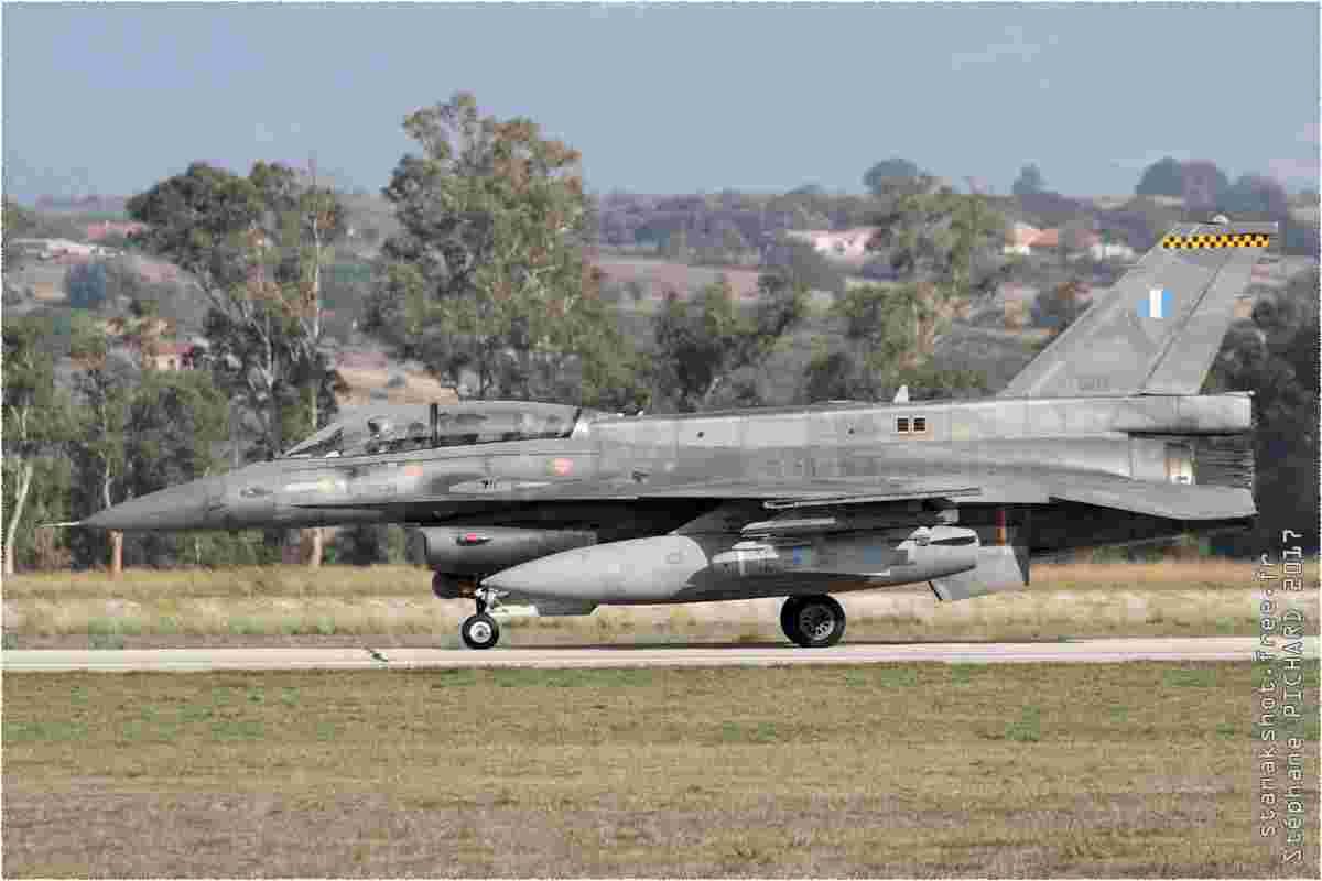 tofcomp#3156 F-16 de la Force aérienne grecque au roulage à Andravida (GRC) en 2017