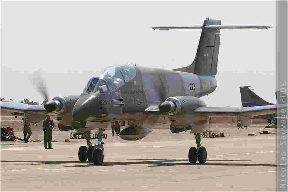 tofcomp#3164-Pucara-Uruguay-air-force