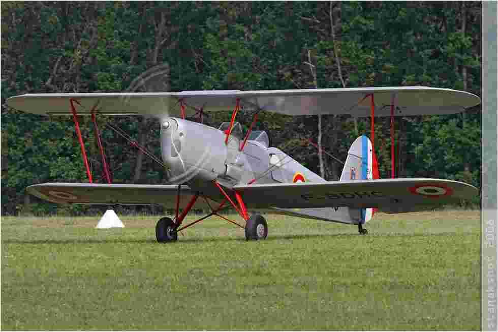 tofcomp#3551 SV-4 enregistré en France au roulage à La Ferté Alais (FRA) en 2008
