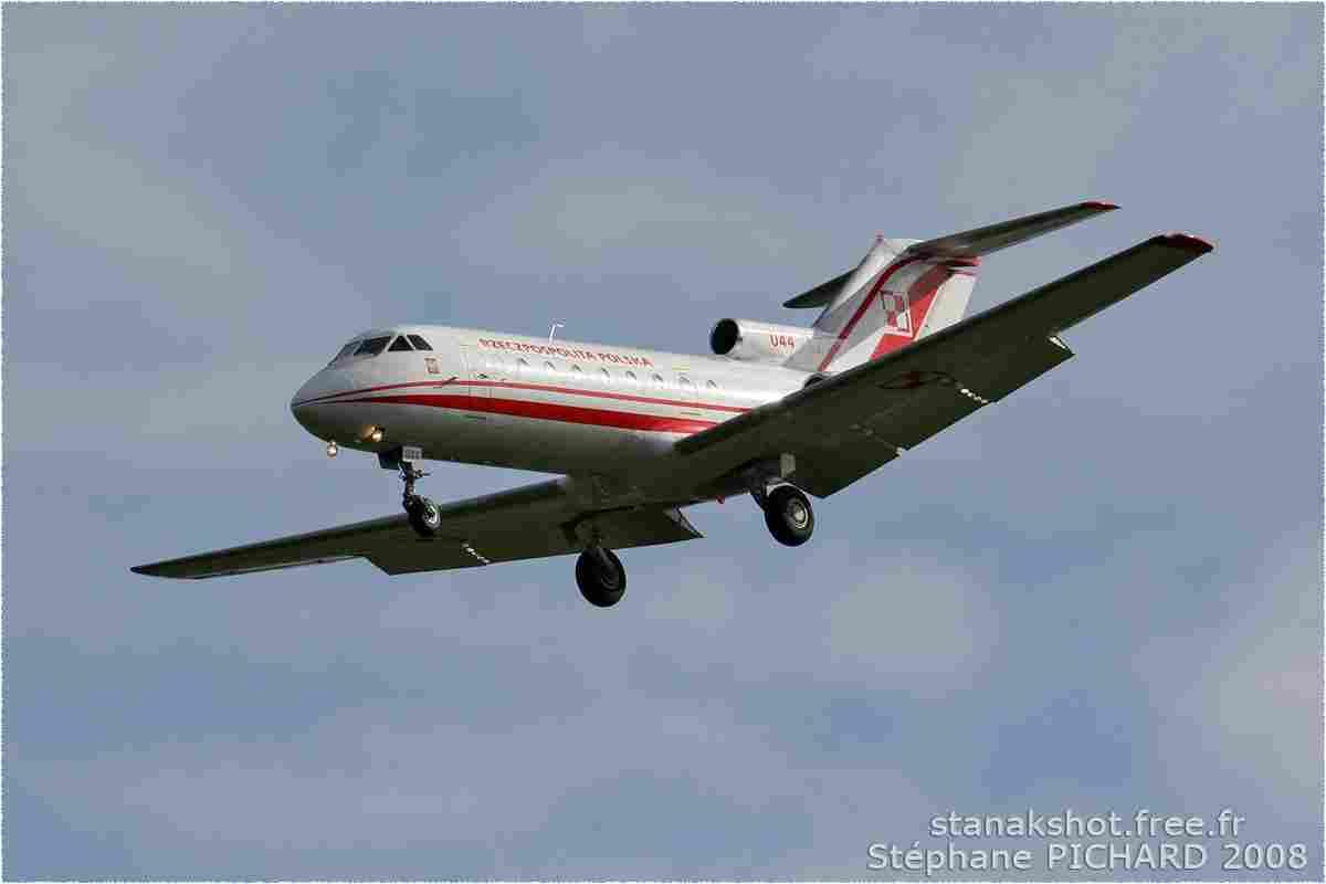 tofcomp#3947-Yak-40-Pologne-air-force