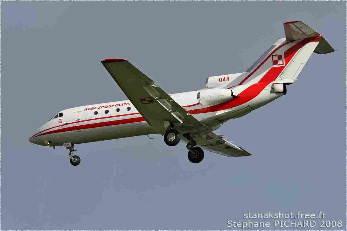tofcomp#3948-Yak-40-Pologne-air-force