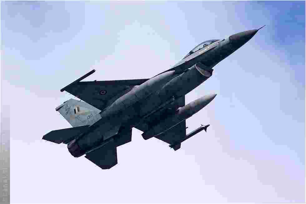 tofcomp#4242 F-16 de la Force aérienne grecque au décollage à Florennes (BEL) lors du TLP 2009-3