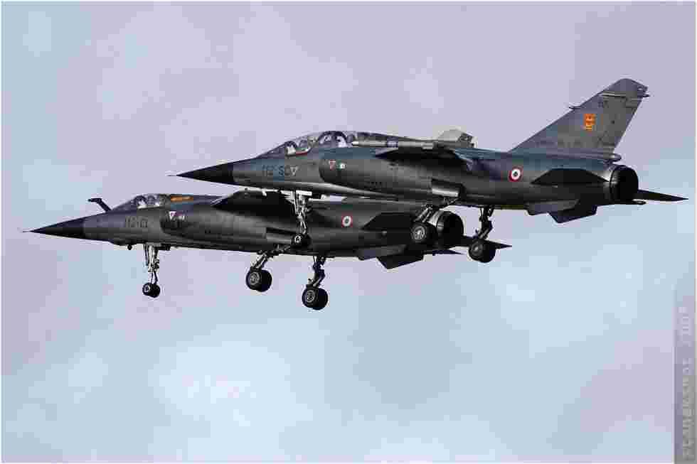 tofcomp#4615 Mirage F1 de l'Armée de l'Air française en patrouille à Reims (FRA) en 2009