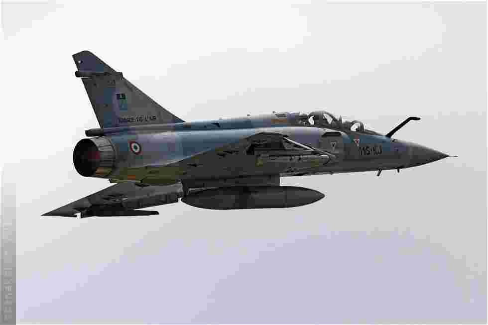 tofcomp#4944 Mirage 2000 de l'Armée de l'Air française au décollage à Orange (FRA) en 2010