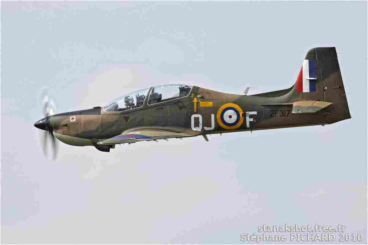 tofcomp#5052-Tucano-Royaume-Uni-air-force
