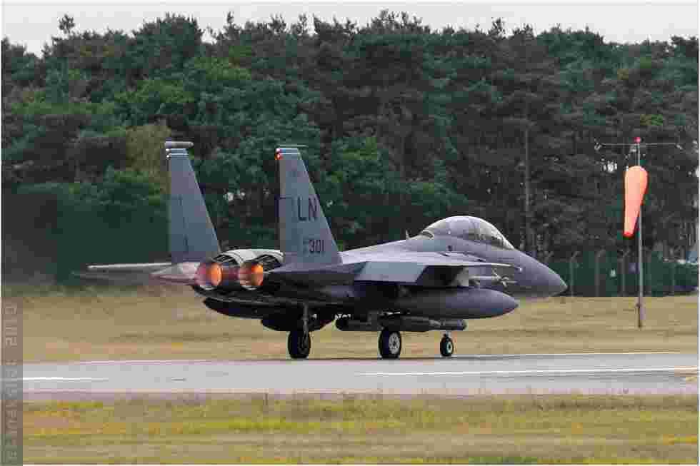tofcomp#5087 F-15 de l'US Air Force au décollage à Lakenheath (GBR) en 2010