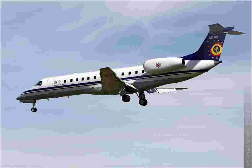 tofcomp#5132-ERJ-145-Belgique-air-force