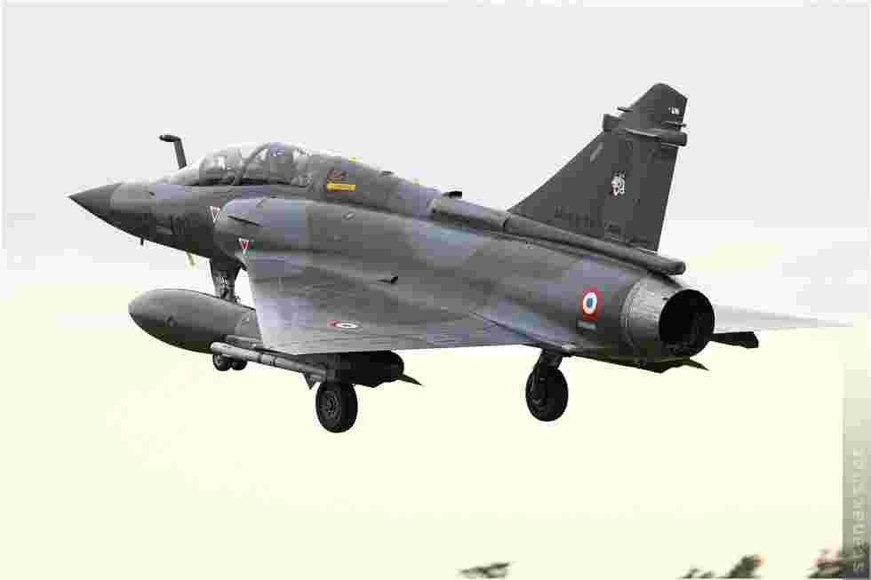 tofcomp#5452 Mirage 2000 de l'Armée de l'Air française à l'atterrissage à Volkel (NLD) lors du NTM 2010
