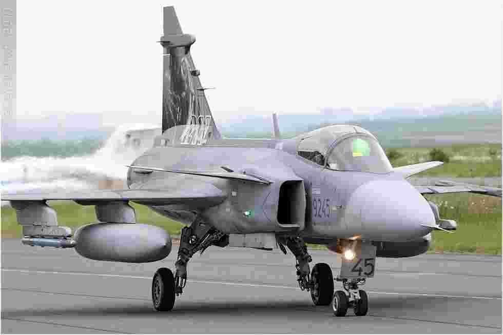 tofcomp#5522-Gripen-Tchequie-air-force