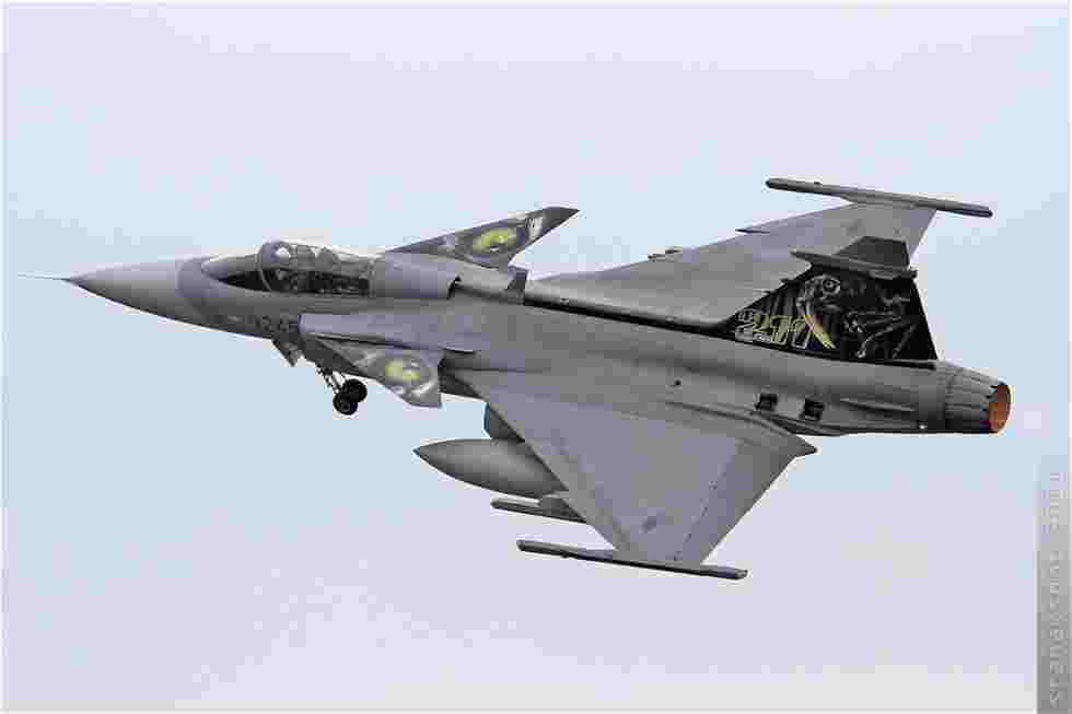 tofcomp#5523-Gripen-Tchequie-air-force