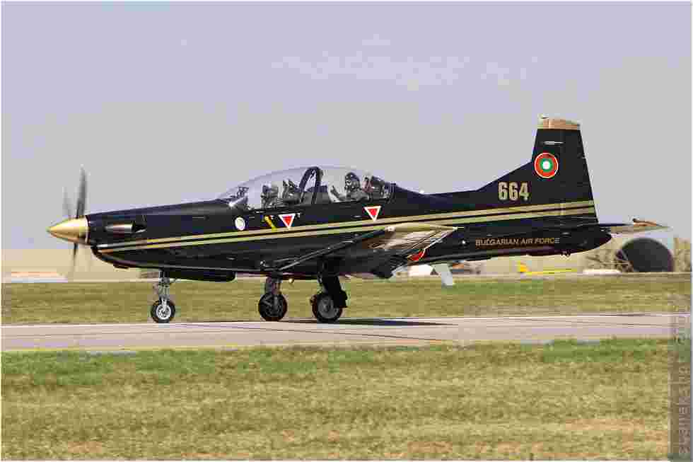 tofcomp#5713-PC-9-Bulgarie-air-force
