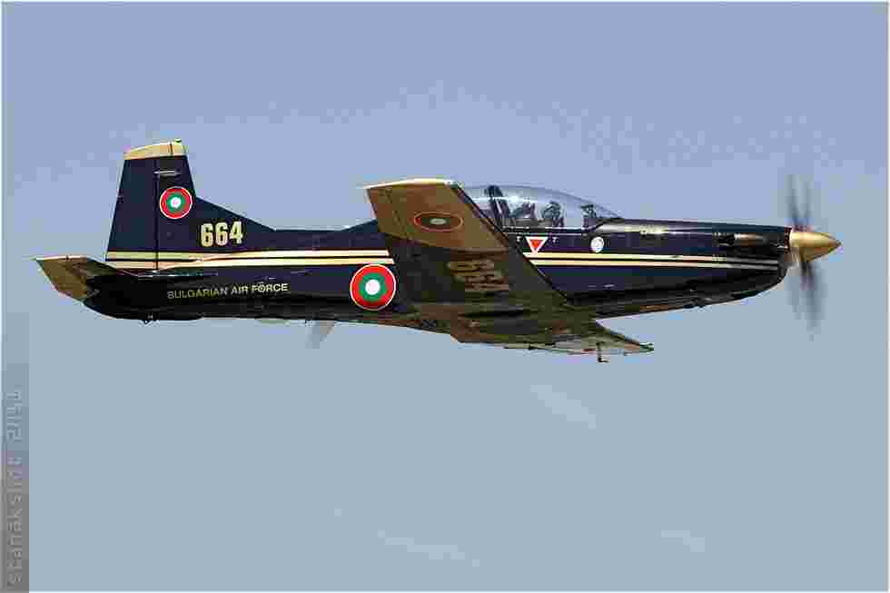 tofcomp#5714-PC-9-Bulgarie-air-force