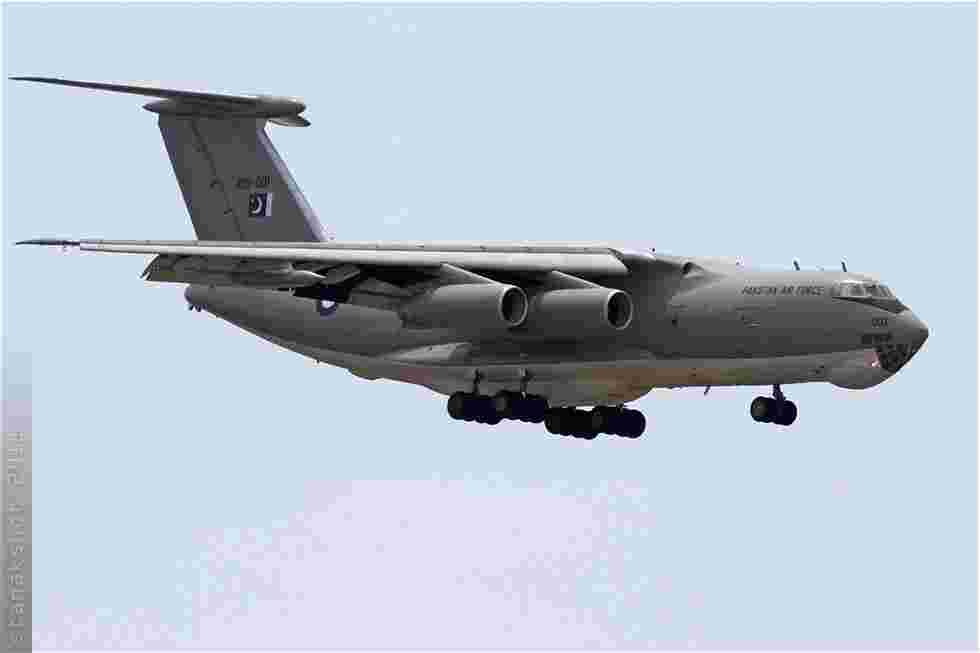 tofcomp#5807-Il-78-Pakistan-air-force