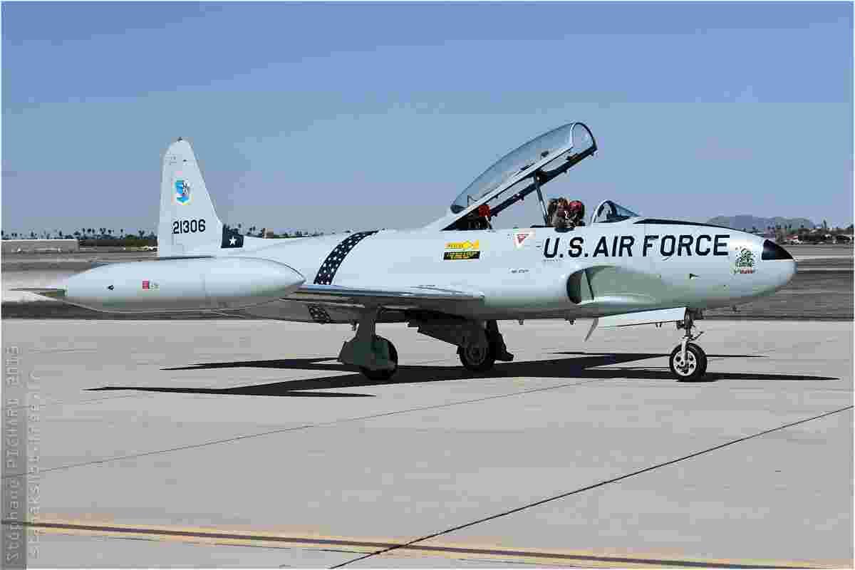 tofcomp#6365 T-33 enregistré aux USA au roulage à Yuma (AZ, USA) en 2013