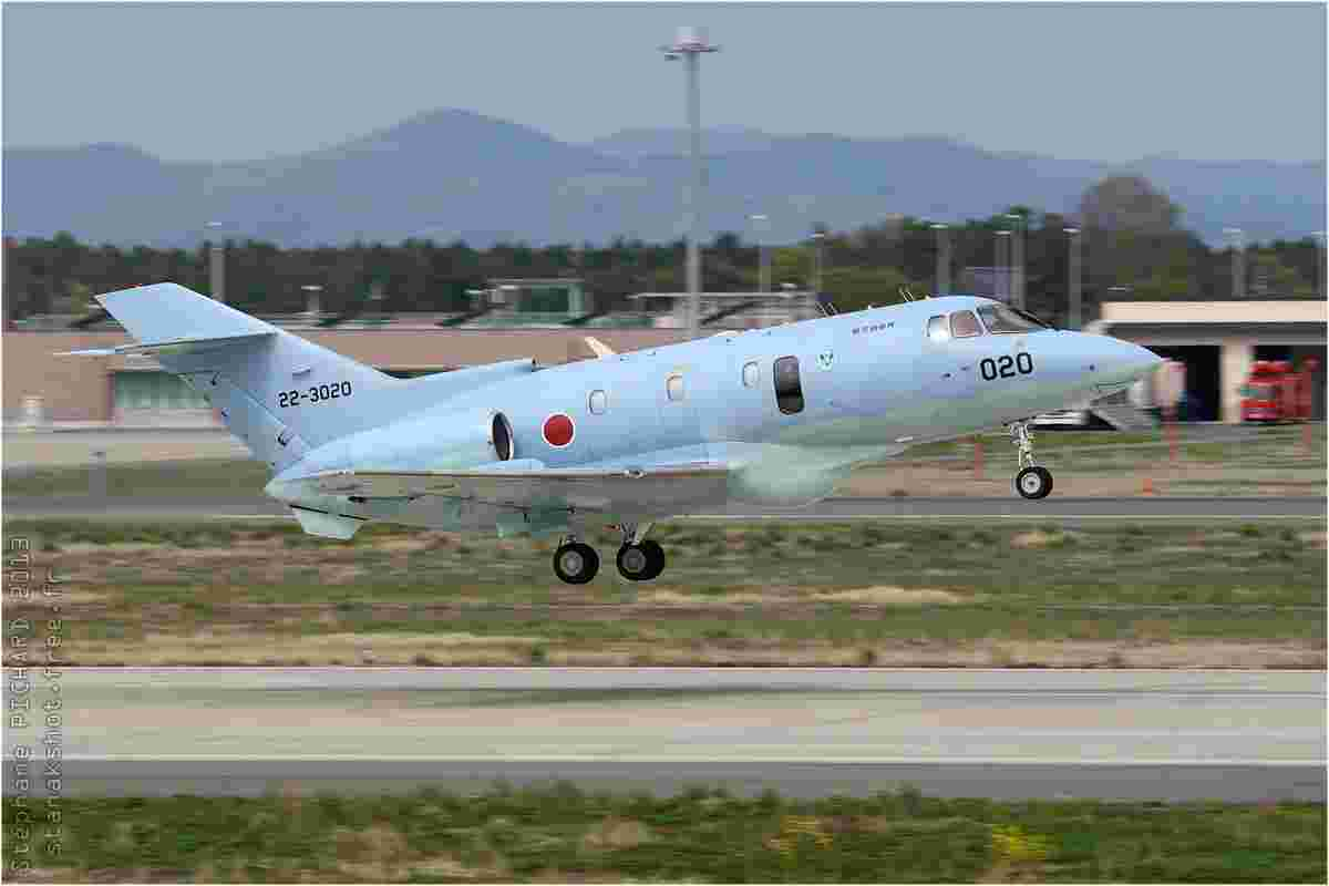 tofcomp#6768-BAe125-Japon-air-force