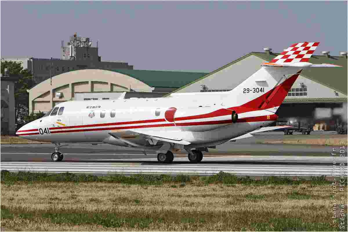 tofcomp#6771-BAe125-Japon-air-force