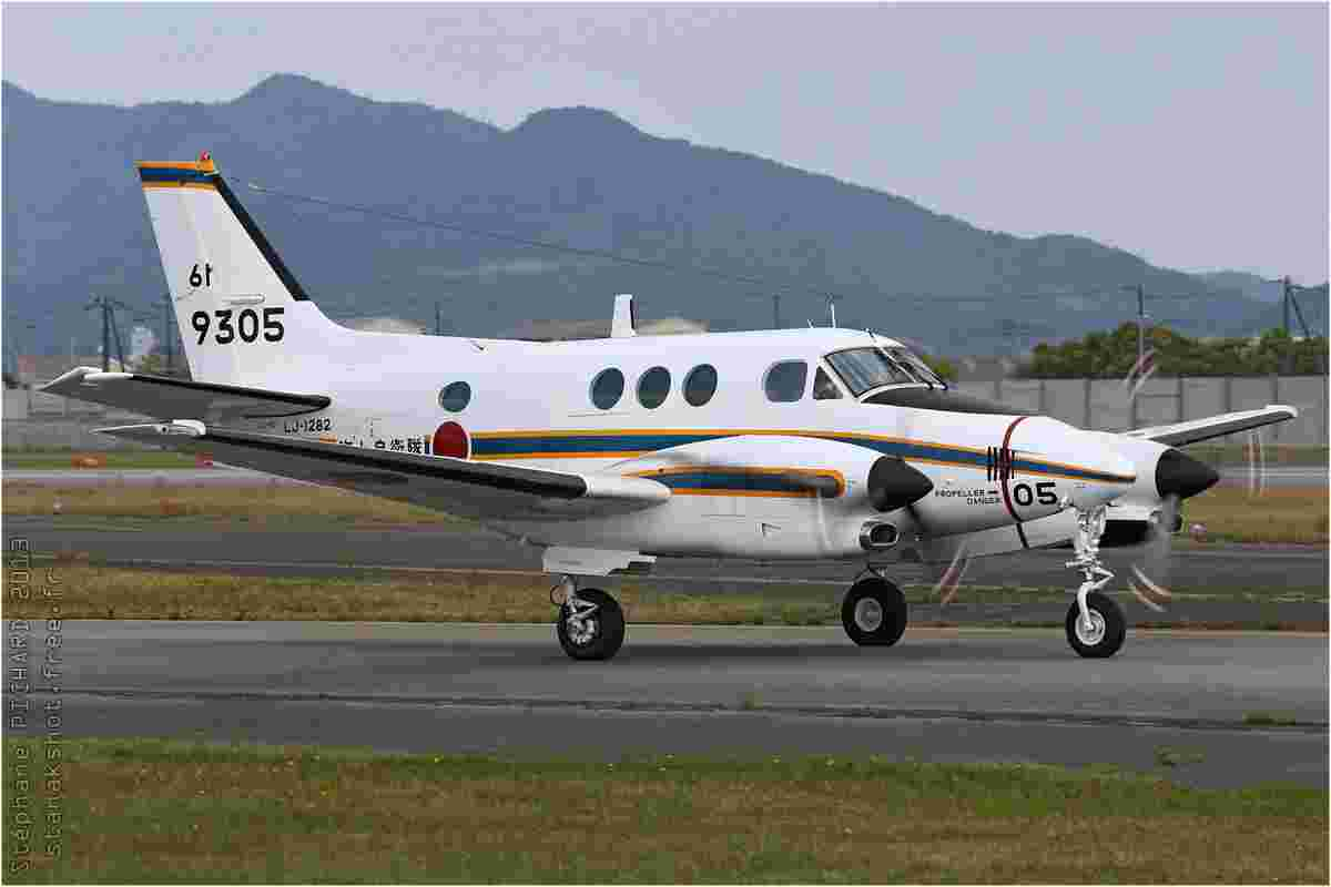 tofcomp#6896-King-Air-Japon-navy