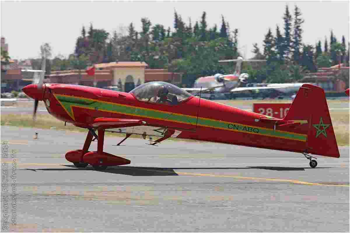 tofcomp#7529 CAP 230 des Forces royales air du  Maroc au roulage à Marrakech (MAR) en 2014