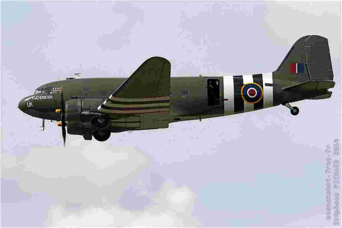 tofcomp#7848-DC-3-Royaume-Uni-air-force